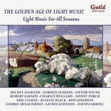 Light Music for All Seaso - CD Audio