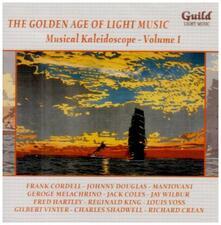 Musical Kaleidoscope 1 - CD Audio