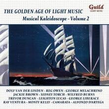 Kaleidoscope vol.2. Golden - CD Audio