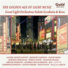 Great Light Orchestras - CD Audio