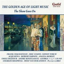 Show Goes on - CD Audio