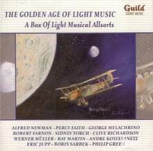 A Box of Musical Allsorts - CD Audio