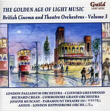 British Cinema & Theatre - CD Audio
