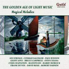 Golden Age of Light - CD Audio