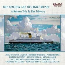 Golden Age of Light Music - CD Audio