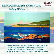 Melody Mixture - CD Audio