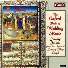 Oxford Book of Wedding - CD Audio di Jeremy Filsell