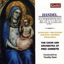 Messiah - CD Audio di Georg Friedrich Händel