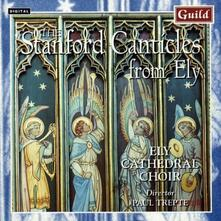 Stanford Canticles from E - CD Audio di Ely Cathedral Choir