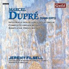 Complete Organ Works 7 - CD Audio di Marcel Dupré