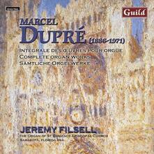 Complete Organ Works 8 - CD Audio di Marcel Dupré