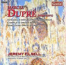 Complete Organ Works 9 - CD Audio di Marcel Dupré