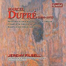 Complete Organ Works 10 - CD Audio di Marcel Dupré