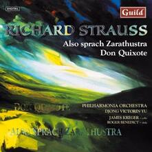 Also Sprach Zarathustra - CD Audio di Richard Strauss