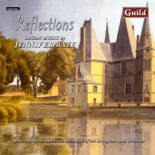 Reflections - Organ Music - CD Audio di Jennifer Bate