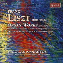 Organ Works - CD Audio di Franz Liszt