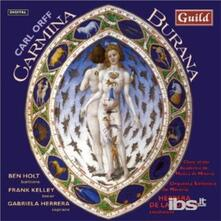 Carmina Burana - CD Audio di Carl Orff