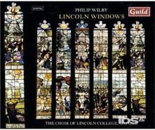 Lincoln Windows - CD Audio di Philip Wilby