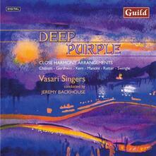 Deep Purple - CD Audio di Vasari Singers