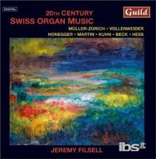 20th Century Swiss - CD Audio