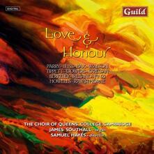 Love & Honour - CD Audio
