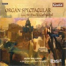 Organ Spectacular - CD Audio