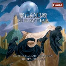 God Be in My Head - CD Audio