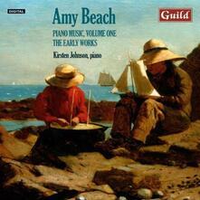 Piano Music vol.1 - CD Audio di Amy Beach
