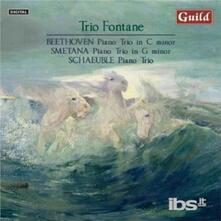 Klaviertrios - CD Audio di Ludwig van Beethoven