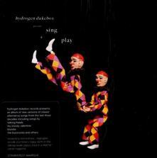 Hydrogen Dukebox -Sing - CD Audio