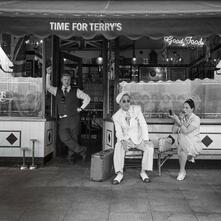 Time for Terry's - CD Audio