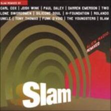 Alien Radio Remixed - CD Audio di Slam