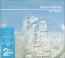 Soma Records 20 Years - CD Audio