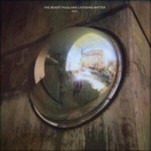 CD Benoit Pioulard Listening Matter Benoit Pioulard
