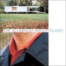 Piano - CD Audio di Aluminum Group