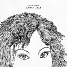 Zonian Girls and the Echoes that Surrounds Us All - CD Audio di King of Prussia