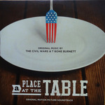 Cover CD Colonna sonora A place at the table