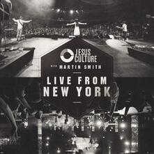 Live from New York - CD Audio di Jesus Culture