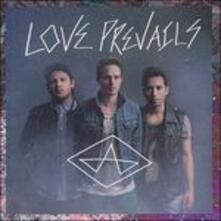Love Prevails - CD Audio di Abandoned