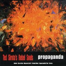 Propaganda - CD Audio di Ted Sirota