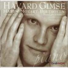 Plays Haydn, Mozart, Beet - CD Audio di Havard Gimse