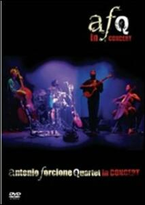 Antonio Forcione Quartet in Concert - DVD
