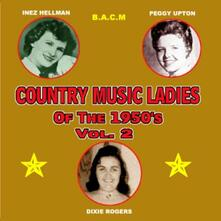 Country Music Ladies of the 1950's vol.2 - CD Audio