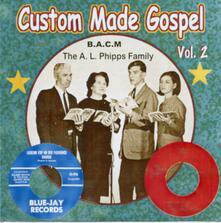 Custom Made Gospel vol.2 - CD Audio