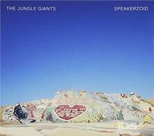 Speakerzoid (Limited) - CD Audio di Jungle Giants