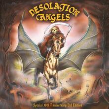 Same & Live - CD Audio di Desolation Angels