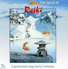 Spirit of Reiki - CD Audio di Guna Sangah