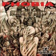 22 Random Acts of Violence - CD Audio di Phobia