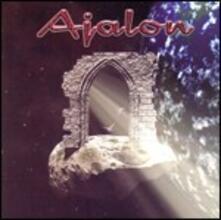 On the Threshold of Eternity - CD Audio di Ajalon