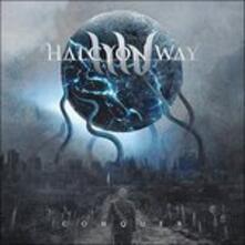 Conquer - CD Audio di Halcyon Way
